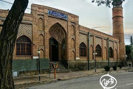 اسکو مسجد سبزه میدان