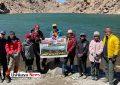 صعود باشگاه کوهنوردی آفتاب شهرستان اسکو به قله ۴۸۱۱ متری سبلان روز پنجشنبه مورخه ۱۴۰۰.۰۶.۱۱
